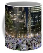 Diner En Blanc New York 2013 Coffee Mug