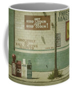 Diner Rules Coffee Mug by Andrew Paranavitana