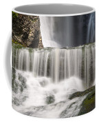 Dingmans Falls Close Up Coffee Mug