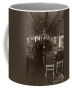 Dining Car Coffee Mug