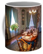 Dining Room And Dinner Table Coffee Mug