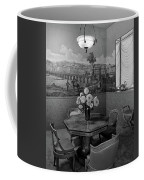 Dining Room In Helena Rubinstein's Home Coffee Mug