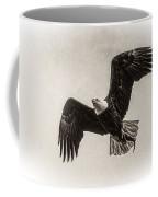 Dinner Time Black And White Coffee Mug