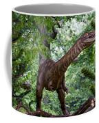Dino In The Bronx Three Coffee Mug