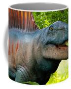Dino In The Bronx Two Coffee Mug