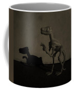 Dino Monochrome Coffee Mug