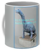 Dino The Bayville Dinosaur Coffee Mug