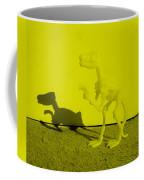 Dino Yellow Coffee Mug