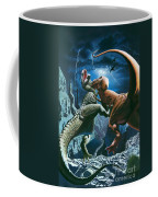 Dinosaur Canyon Coffee Mug