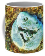 Dinosaur Hatch At Pismo Beach California Coffee Mug