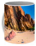Dinosaur Tail Coffee Mug
