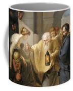 Diogenes Coffee Mug