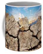 Dirt And Sky Coffee Mug