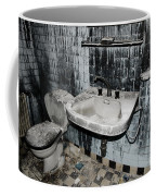 Dirty Bathroom Coffee Mug
