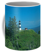 Disappointment Lighthouse In Washington State Coffee Mug