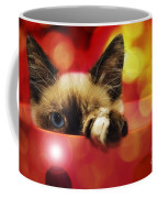 Disco Kitty 1 Coffee Mug