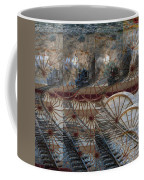 Discovery Of The Wheel Coffee Mug