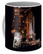 Discovery Space Shuttle Coffee Mug