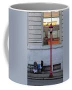 Discuss Our Bus Coffee Mug