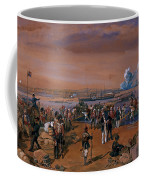 Disembarkation - Kerch, 24 May 1855 Coffee Mug