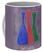 Disillusion Coffee Mug by Carol  Eliassen