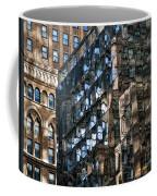 Disjointed Coffee Mug