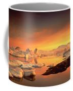Disko Bay, Greenland Coffee Mug