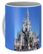 Disney And Mickey Coffee Mug