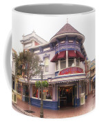 Disney Clothiers Main Street Disneyland 02 Coffee Mug