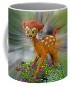 Disney Floral Bambi Coffee Mug