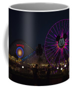 Disneyland Ferris Wheel At Dark Coffee Mug