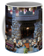 Disneyland Grand Californian Hotel Fireplace 01 Coffee Mug