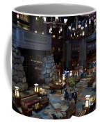 Disneyland Grand Californian Hotel Lobby 01 Coffee Mug