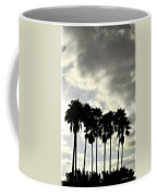 Disney's Epcot Palm Trees Coffee Mug