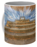 Display Hall At Temple Of Apollo Hylates Coffee Mug