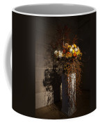 Displaying Mother Nature's Autumn Abundance Of Flowers And Colors Coffee Mug