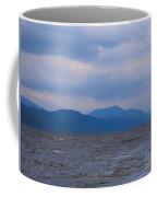 Distant Hills At Loch Ness Coffee Mug