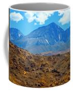 Distant Peaks Coffee Mug