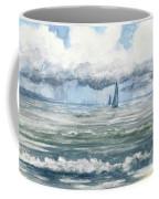 Distant Rain Coffee Mug