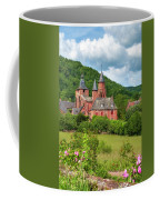 Distinctive Red Sandstone Buildings Coffee Mug