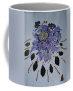 Distorted Flower-dream Coffee Mug
