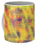 Distressed Coffee Mug