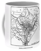 District Of Columbia, 1801 Coffee Mug