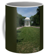District Of Columbia War Memorial Coffee Mug