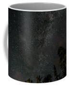 Disturbing The Milky Way Coffee Mug