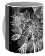 Ditch Lace Bw Coffee Mug