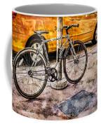 Ditchin' The Taxi To Ride Coffee Mug