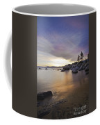 Divers Cove At Sand Harbor Coffee Mug
