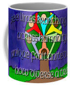 Diversity Tree Coffee Mug