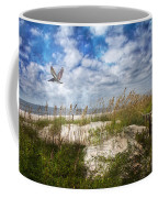 Divine Beach Day  Coffee Mug